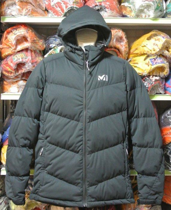 貳拾肆棒球-日本帶回法國MILLET登山系列長袖保暖外套/XL