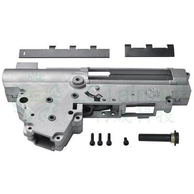 JHS((金和勝 槍店))免運費 LCT III代EBB快拆式Gear Box空殼 (含6顆6mm培林) PK-370