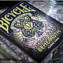 【USPCC撲克】Bicycle Stained Glass Behem...