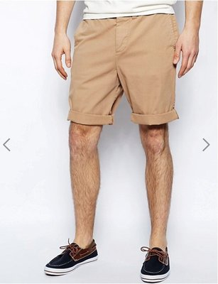 [Jack Wills Widmore Chino Shorts] 卡其 短褲 Size:28