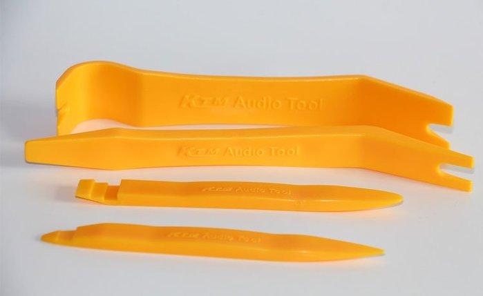 【日揚隔熱紙】KTM汽車音響拆裝工具 撬翹板 導航内飾板門板卡扣音響拆卸拆装改裝起子工具
