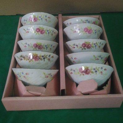 國泰人壽 餐碗/瓷碗(10入)