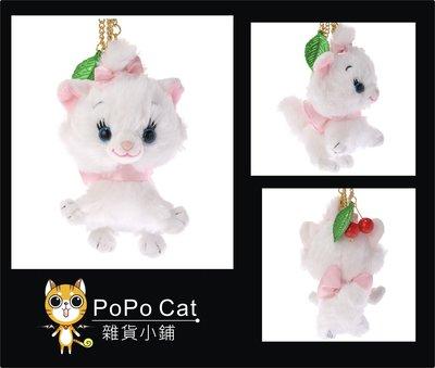 【PoPoCat】2016日本迪士尼商店帶回  瑪麗貓 貓兒歷險記吊飾