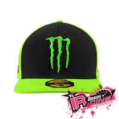 ♚賽車手的試衣間♚ VR46 Rossi SPONSOR MID VISOR CAP 網帽 賽車帽