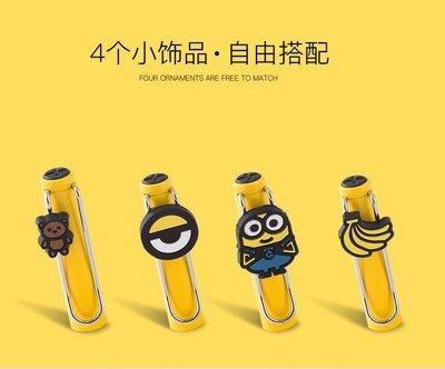 LAMY凌美line韩国合作款限量版Minions小黄人Safari钢笔礼盒套装哇塞客服