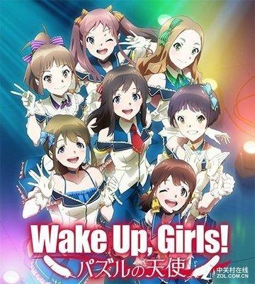 【聚優品】 2016 Wake Up,Girls! 劇場版 前篇+后篇 DVD