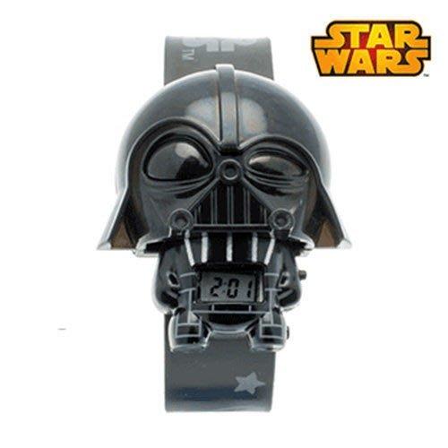 (特價)STARWARS星際大戰 夜燈變身錶 達斯‧維德 (BULB BOTZ) 85122