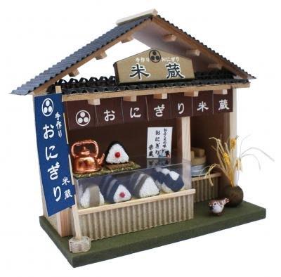 免運! 日本製 超精緻 DIY 袖珍屋 娃娃屋 迷你屋 模型屋 手工 材料包 8773 米藏 日本帶回 現貨