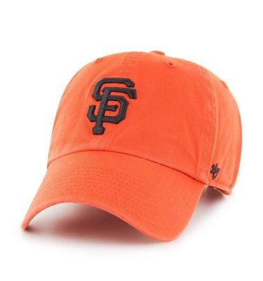 【YZY台灣】47 BRAND SAN FRANCISCO GIANTS 巨人 復古帽 老爺帽 周湯豪 NICK 嘻哈