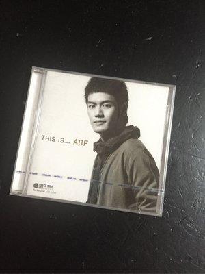 全新泰文專輯 aof / This is ...aof 泰版星光大道
