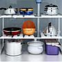 廚房置物架廚房水槽置物架多功能收納架可伸...