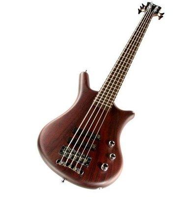 【成功樂器】德國製造 Warwick Pro Serie Thumb Bolt-On 5 主動式 五弦 電貝斯
