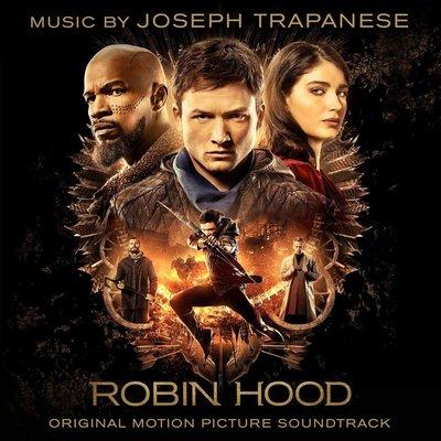 羅賓漢崛起-電影原聲帶(進口) Robin Hood / 喬瑟夫‧崔帕尼斯 ---19075898762