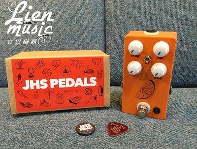 『立恩樂器 效果器專賣』JHS Pedals Pulp N Peel V4 壓縮 效果器 preamp