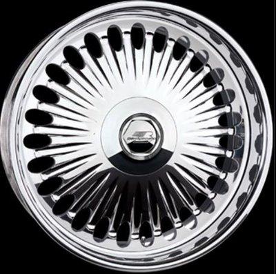 DJD19061510 進口精美鋁圈 - GS47 20-26吋 依當月報價為準