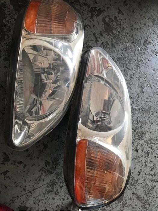喜美 K8 改款前大燈 二手品