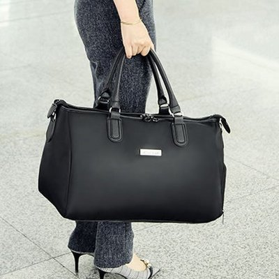 媽媽包 收納袋 行李袋 旅行包 健身包 手提 肩背包  肩背 斜背包 加大款肩背手提旅行袋 ❃彩虹小舖❃【B013】