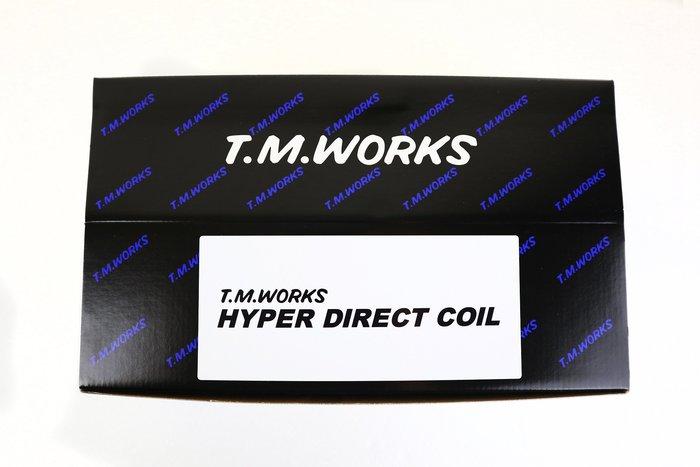日本TMWORKS 強化改裝考爾 考耳COIL VW PASSAT B7 R36 GOLF R32 TOUAREG