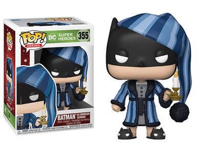 [Paradise] Funko POP! DC Holiday Batman DC聖誕版 POP!人偶 - 睡衣蝙蝠俠