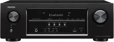 DENON AVR-S540BT全新3D藍光5.2聲道收音環繞擴大器~另有AVR-X1500H~AVR-X2500H