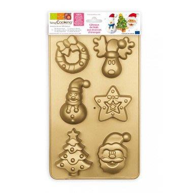 法國Scrap Cooking  聖誕節日模型 (預購)