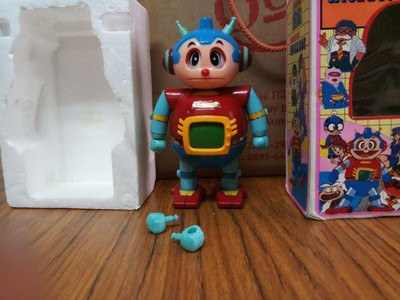manshine wiseboy 機械神童 合金 g & s toys co 腦波子 中文版