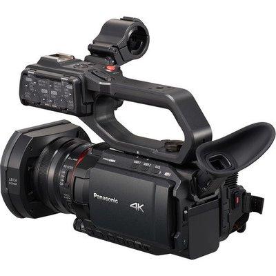 "Panasonic 專業記憶卡攝錄機HC-X2000最輕巧便攜""的4K60p手持式攝錄影機"