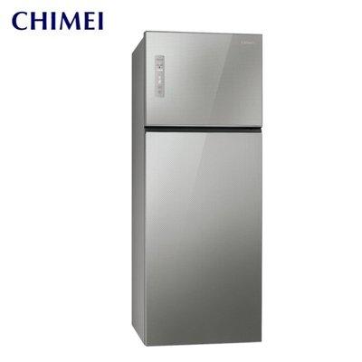 【0卡分期】奇美  485公升 UR-P48GB1 -琉璃晶 一級省電 變頻雙門冰箱 全平面無邊框玻璃 非國際
