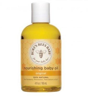 ※潔西卡代購※Burt s Bee蜜蜂爺爺 Baby  Bee Nourishing 嬰兒油 4oz