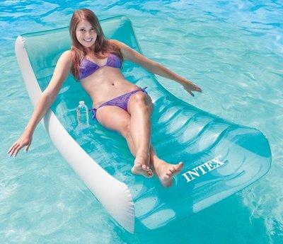 [衣林時尚] INTEX 水中躺椅 188cm x 99cm 58856