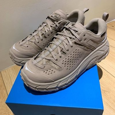 Hoka one one TOR ultra low WP JP 沙色 工裝鞋 全新正品