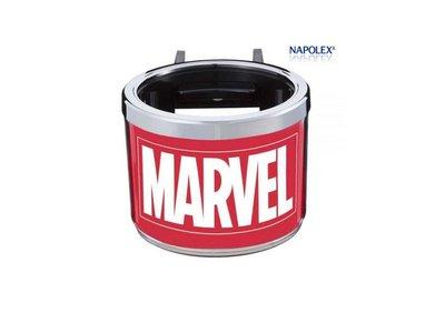 《達克冷光》NAPOLEX MARVEL冷氣孔飲料架 紅 ML 13