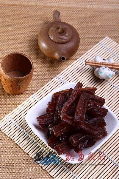 愛饕客【寒天麻辣蒟蒻條】口感軟嫩高CP值,低熱量全素可食 !!300公克-經濟包