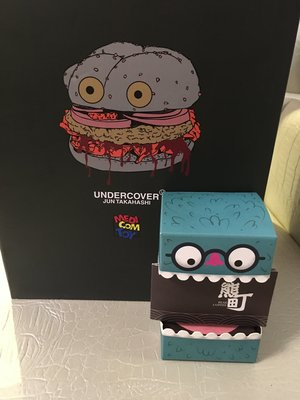 UNDERCOVER x MEDICOM TOY HAMBURGER LAMP 限量 全新商品