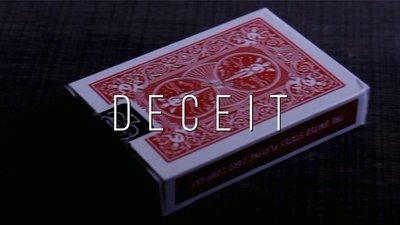 【天天魔法】【S843】正宗原廠~謊言(牌類大集合)(DECEIT by Sid T )