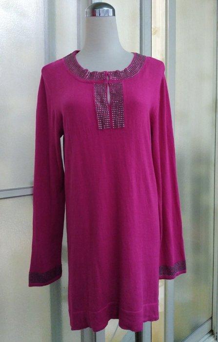 美國設計師品牌DANA BUCHMAN 民族風長袖洋裝