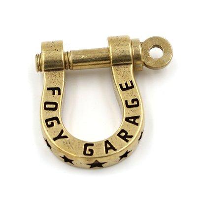 MIX推薦全銅馬蹄扣鑰匙扣復古鑰匙鏈阿美咔嘰鑰匙環不會壞不會丟