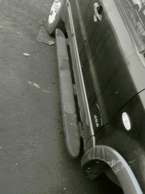 福特ESCAPE艾斯卡偑2.3.側踏板一對
