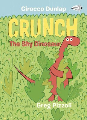 *小貝比的家*CRUNCH THE SHY DINOSAUR/平裝/3~6歲/自我認同 Respect Yourself