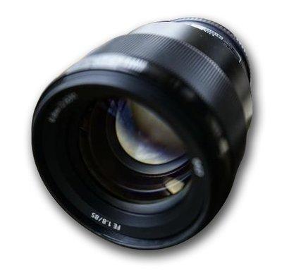 【鏡頭出租】Sony FE 85mm F1.8(SEL85F18)+Marumi CPL 偏光鏡 台北市
