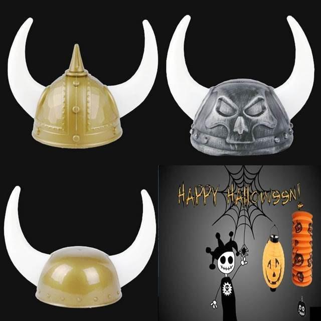 戰神帽 萬聖節 惡魔 戰爭 牛角帽 古裝 道具 搞怪/惡搞/尾牙/變裝/遊行/COS 佈置裝飾【W220005】