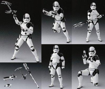 全新 SHF 星際大戰 Star Wars FIRST ORDER 第一軍團執行者 EXECUTIONER