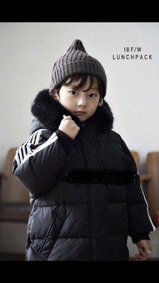 韓國小童羽絨褸9碼