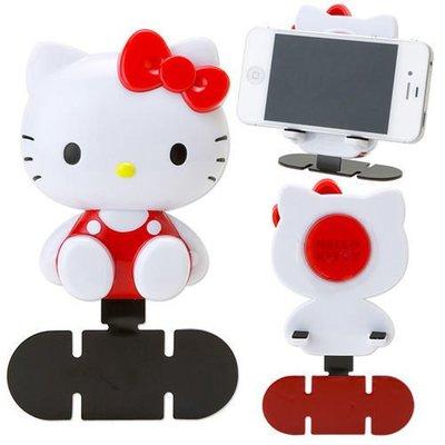 [Child's shop] 《Sanrio》HELLO KITTY車用手機座