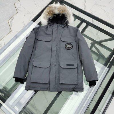 Canada goose 加拿大鵝Tri-Durance的新型防水面料羽絨外套