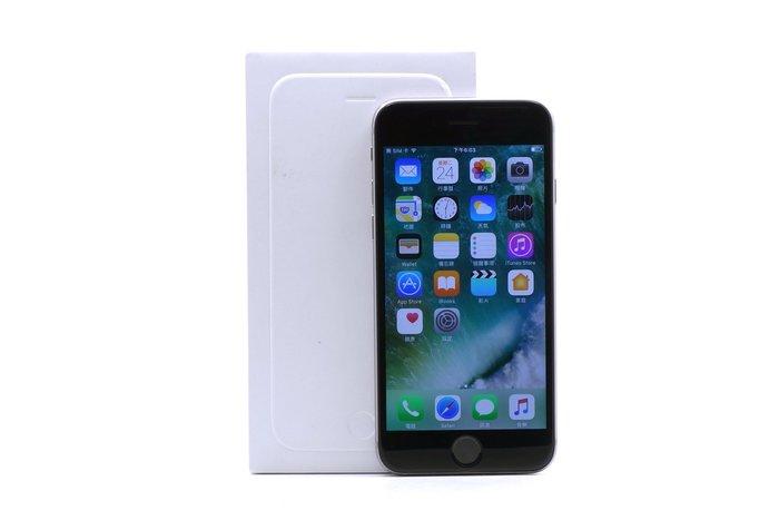 【台中青蘋果】Apple iPhone 6 太空灰 128G 128GB 二手 4.7吋 蘋果手機 #18029