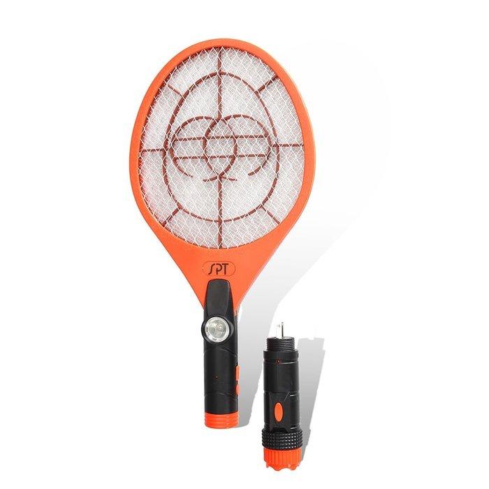 《台南家電館》【SET-208G】尚朋堂充電式電蚊拍