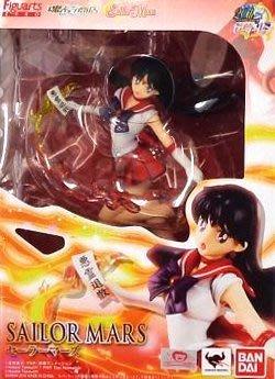 日本正版 萬代 figuarts zero 美少女戰士 火野麗 火星仙子 水手火星 模型 公仔 日本代購