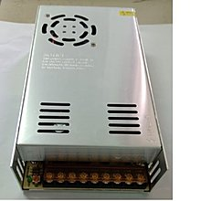 AC110V/220V轉DC12V/25A 電源供應器