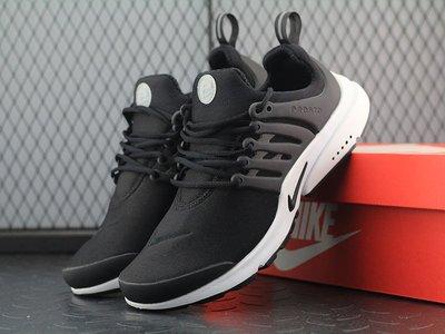 Nike Air Presto Essential 小襪子 黑白 魚骨 慢跑休閒鞋848187-009 台北市